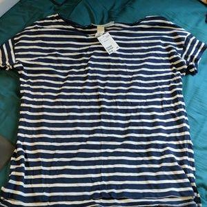 H&M Tops - Brand New H&M Striped Shirt